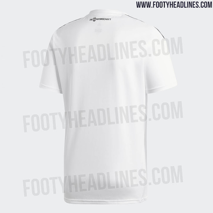 2ca9bb2ac5a Germany 2018 World Cup Home Kit Released - Footy Headlines