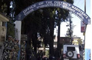 Darjeeling district magistrate office