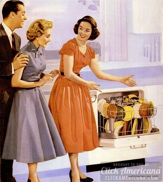 1950 s 1960 s from housewive Us history tells that the whole 25-kids-and-white-picket-fence ideal of the 1950s didn't really pan out for 5 love tips inspired by 1950s housewives may.