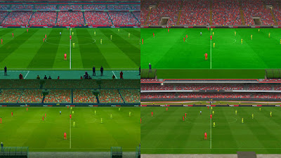 New Graphic Mod 4K For PES 2013 - Sweet Fix 2019 - Micano4u | PES