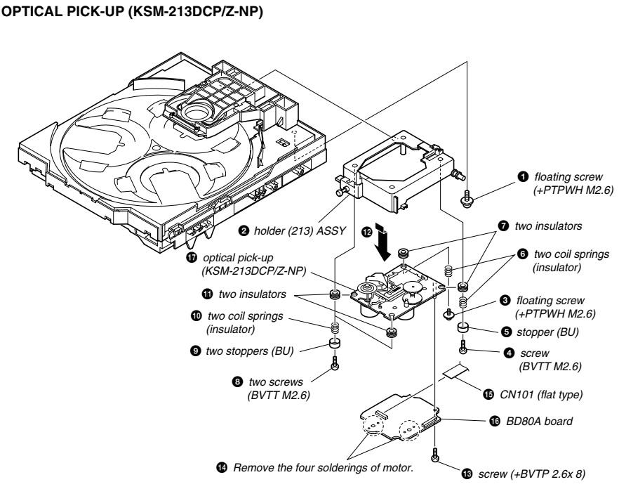 Electro help: HCD-RG100 Sony Mini Hi-Fi Component System