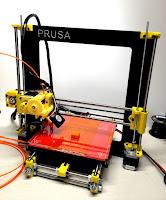 Box Model Reprap 3D Printer