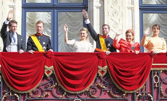article 2220578 1597E372000005DC 925 964x619 - Casamento Real - Príncipe Guillaume do Luxemburgo ♥ Condessa Stéphanie de Lannoy