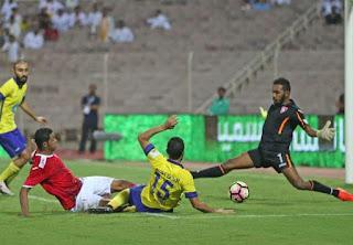 اون لاين مشاهدة مباراة الاتحاد والوحدة بث مباشر 26-09-2018 الدوري السعودي للمحترفين اليوم بدون تقطيع