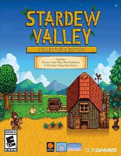 Stardew  - Stardew Valley Torrent Download for PC