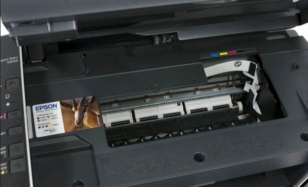 EPSON TX117 Resetter Download