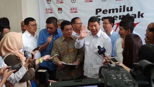 BPN Prabowo-Sandi Laporkan 17 Juta DPT Tidak Wajar ke KPU