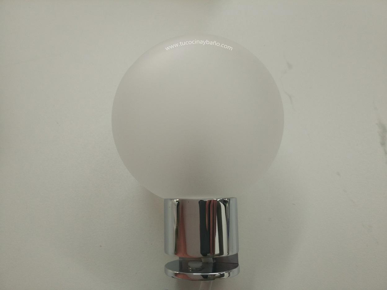 foco luz bola