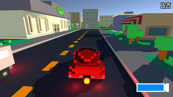 Voxel Race PC Game