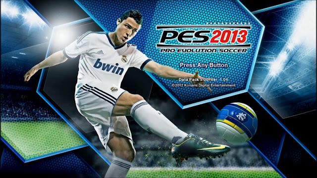 تحميل لعبة بيس 2013 للكمبيوتر Download PES 13 | برابط مباشر