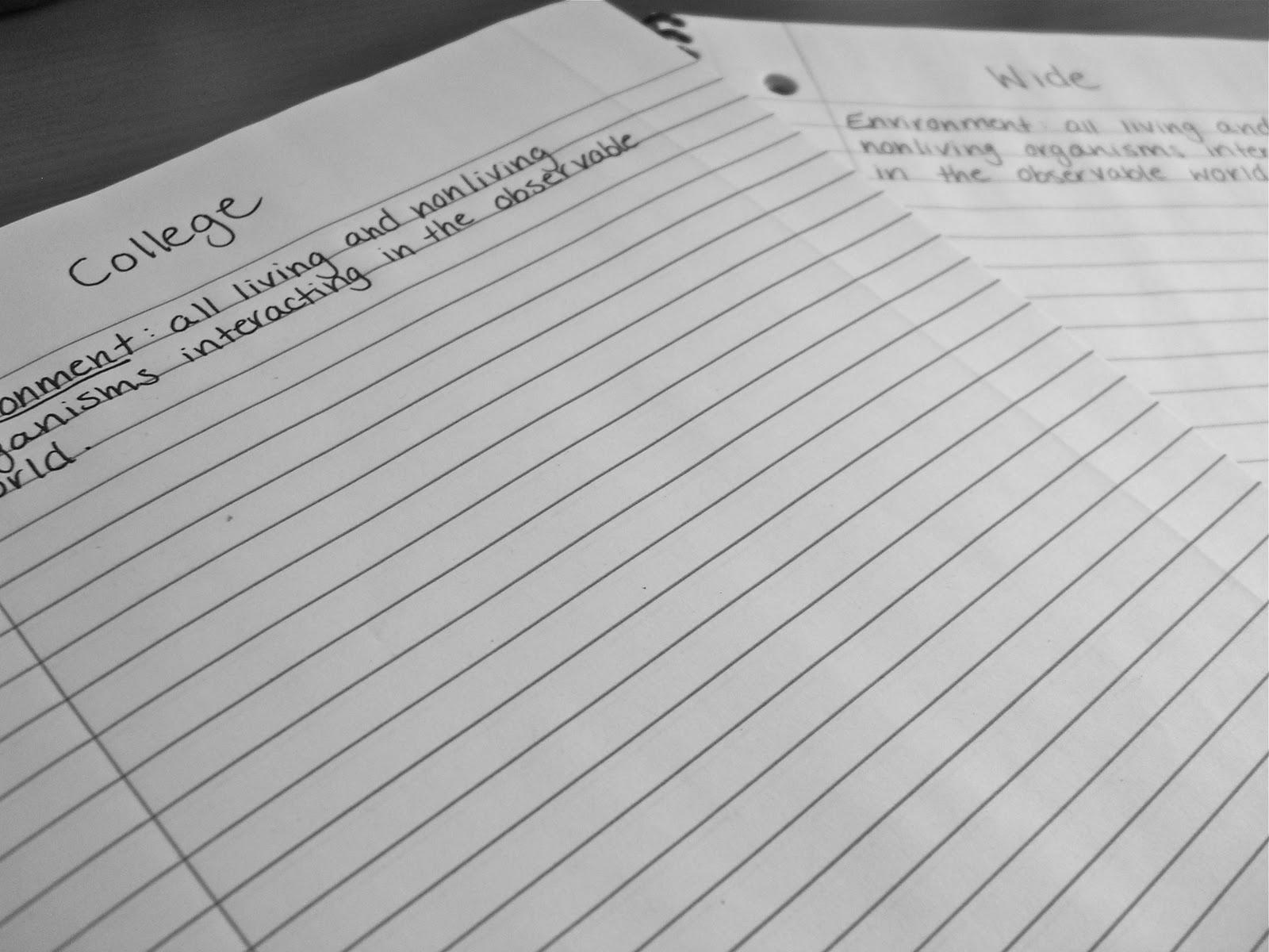 make handwriting sheet