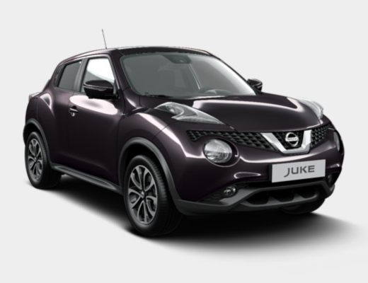 nissan juke restyl 2018 couleurs colors. Black Bedroom Furniture Sets. Home Design Ideas
