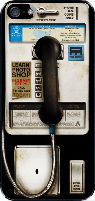Payphone Illustration in Photoshop 3 Steps