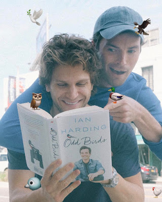 PLL actor Keegan Allen joining Ian Harding 'Odd Birds' memoir book signing tour