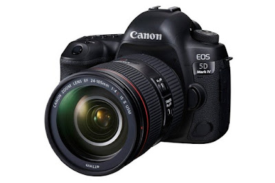 Canon EOS 5D Mark IV,