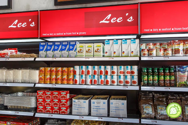 Lee's Frozen Food @ Plaza Damas: Get your premium products here