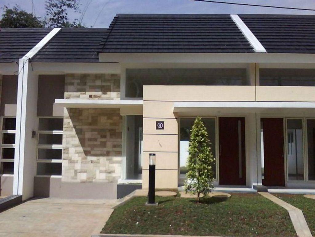 Desain Rumah Mungil Mewah 1 Lantai Banyak Disukai