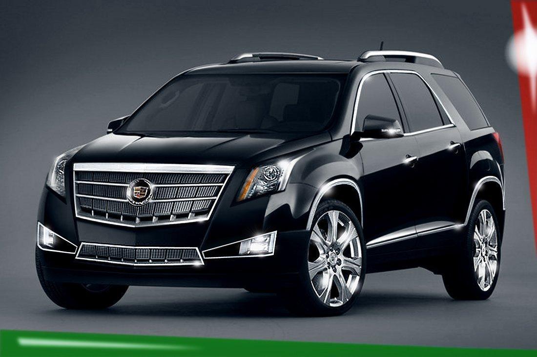 Car High Performance Cadillac Escalade