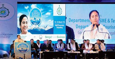 Darjeeling Business summit