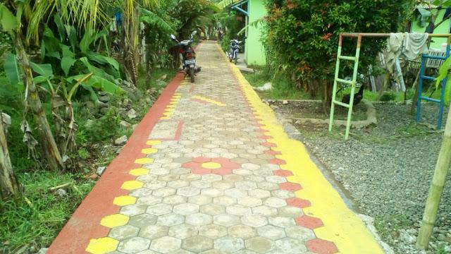 Pembangunan Jalan Paving