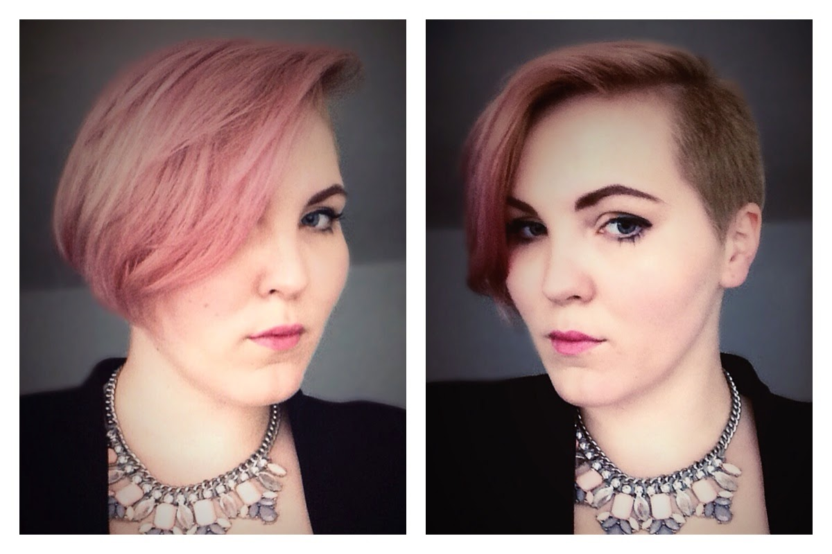 Bleach London Bruised Violet Review