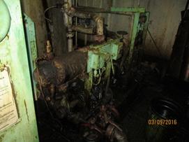 MT Sirius Boiler HFO Pump