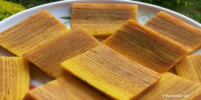 Resep Tradisional Lapis Legit Bangka enak serta lezat