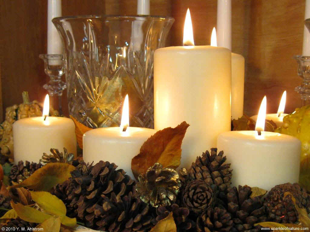 What's Fall Trending | William Pitt Sotheby's Realty |Fall Candles Background