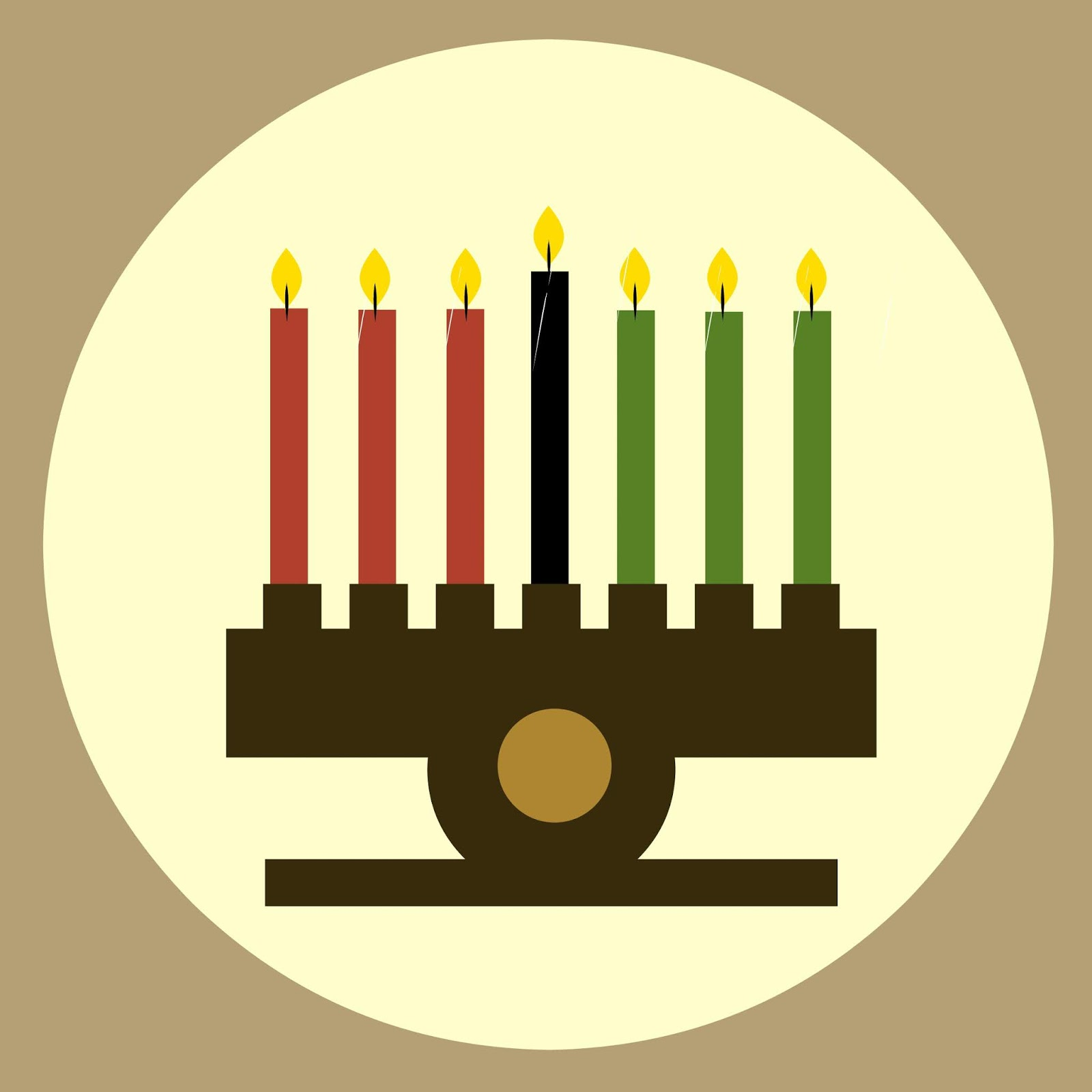 kwanzaa, african, celebration, culture, american, holiday, greeting, unity, tradition, heritage, design, candle, red, africa, ritual, seven, spiritual, winter, traditional, decoration, light, season