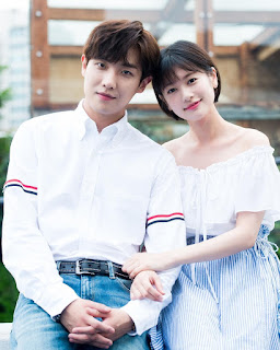 Lee Joon and Jung So Min Confirmed Dating, Lee Joon Dan Jung So Min Kini Bercinta, Pelakon Drama Korea My Father Is Strange, Watak, Ahn Joong Hee, Byun Mi Young, Korean Drama, K - Drama, My Father Is Strange Review, Review By Miss Banu, Pelakon Korea, Artis Korea, 2017, 2018, Dating,
