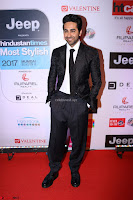 Red Carpet of Most Stylish Awards 2017 ~ Ayushmann Khurrana  (1).JPG