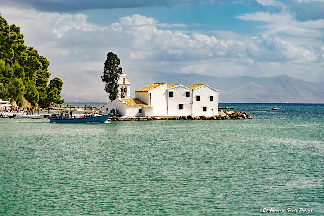 Ekklisia Panagias Vlachernon - Corfu por El Guisante Verde Project