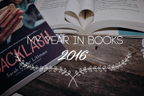 My Year In Books: 2016