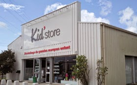 Kid'store Outlet propose le déstockage de grandes marques