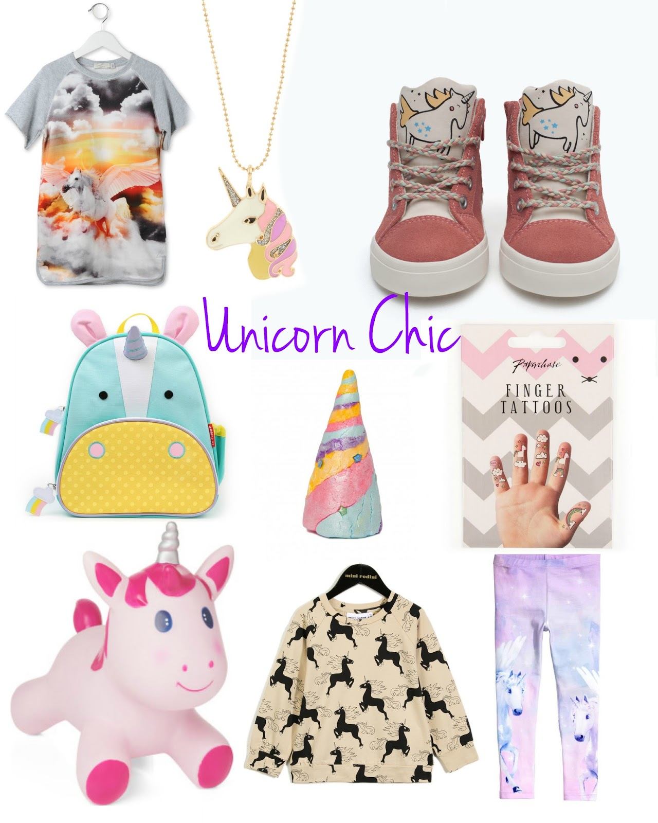 V. I. BUYS: Is it because I'm a Unicorn? Dreamy fashion, bedroom buys & a party box