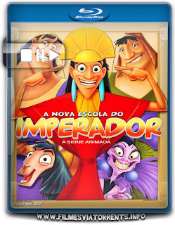 A Nova Escola do Imperador 1ª Temporada