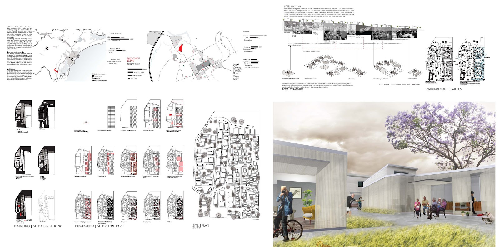 Hsu Housing D3 Housing Tomorrow 2012 Awards Aib Architecture