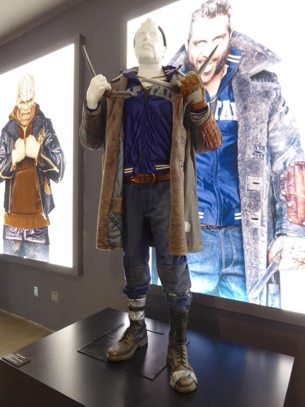 Jai Courtney Captain Boomerang Suicide Squad costume