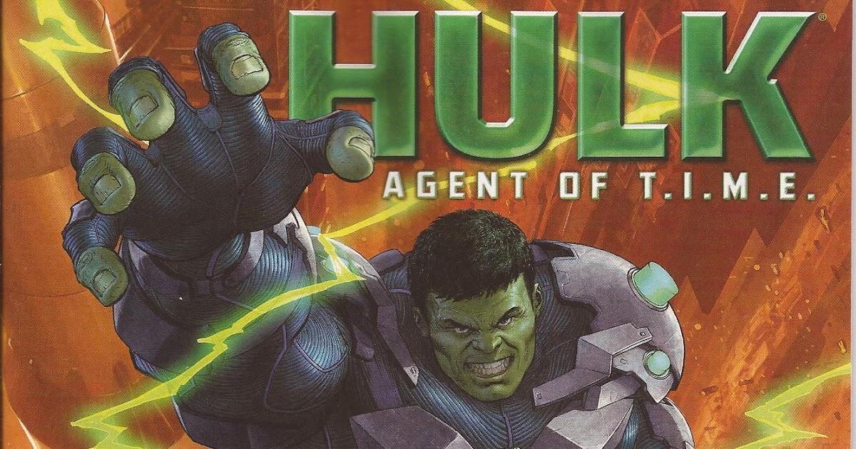 indestructible hulk agent of time - photo #1