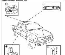 Manuales de mecánica y taller: Ford Ranger 97 Y 98 Manual
