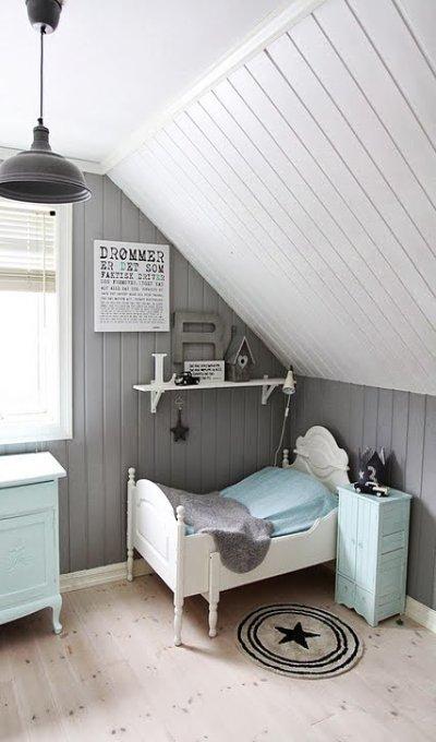 dormitorio de nino