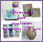 Give away hos Opalveien