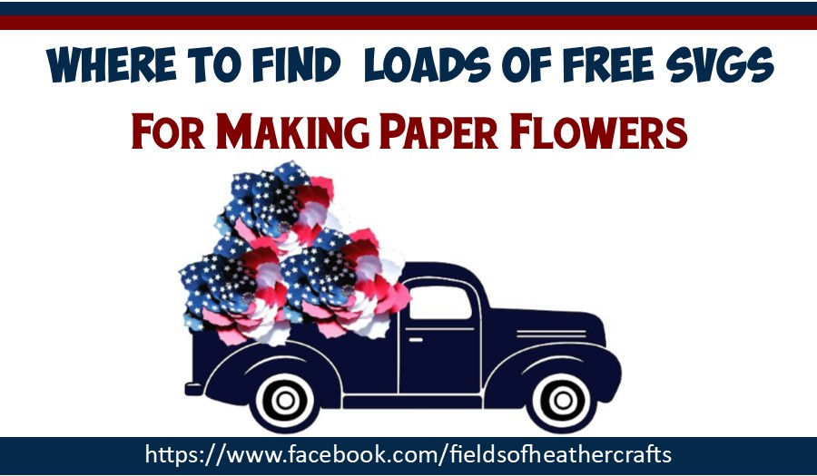 Fields Of Heather Free Templates Tutorials For Making Paper