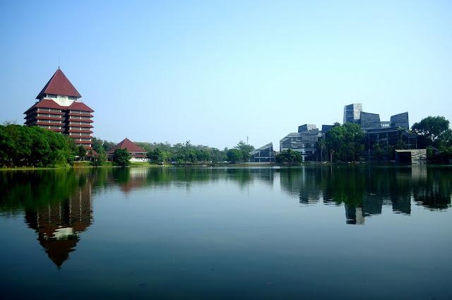 Fasilitas Kampus Depok Universitas Indonesia