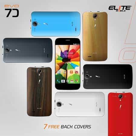 Elite EVO 7D Smartphone