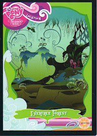 My Little Pony Everfree Forest Series 1 Trading Card