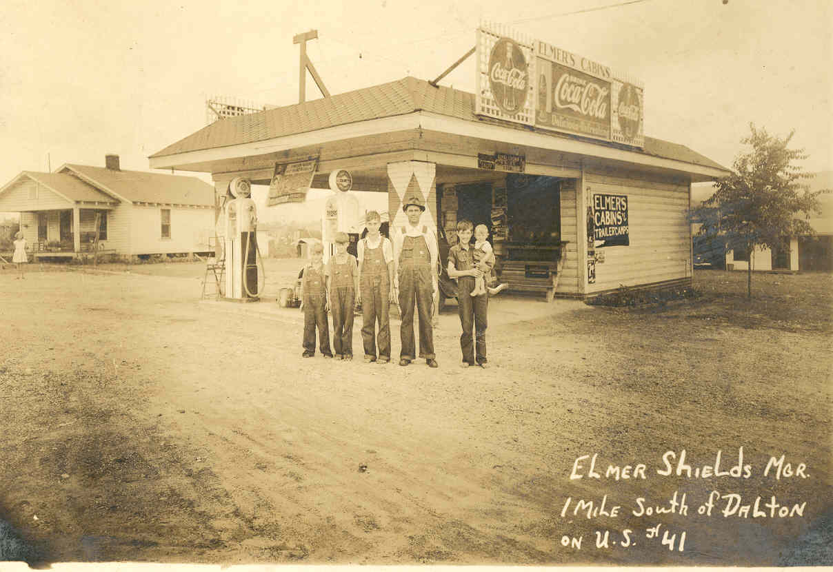 Living in the Past: William Elmer Shields