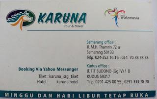 Jadwal Travel Jakarta Semarang
