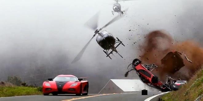 Descubre el trailer de la pelicula Need for Speed