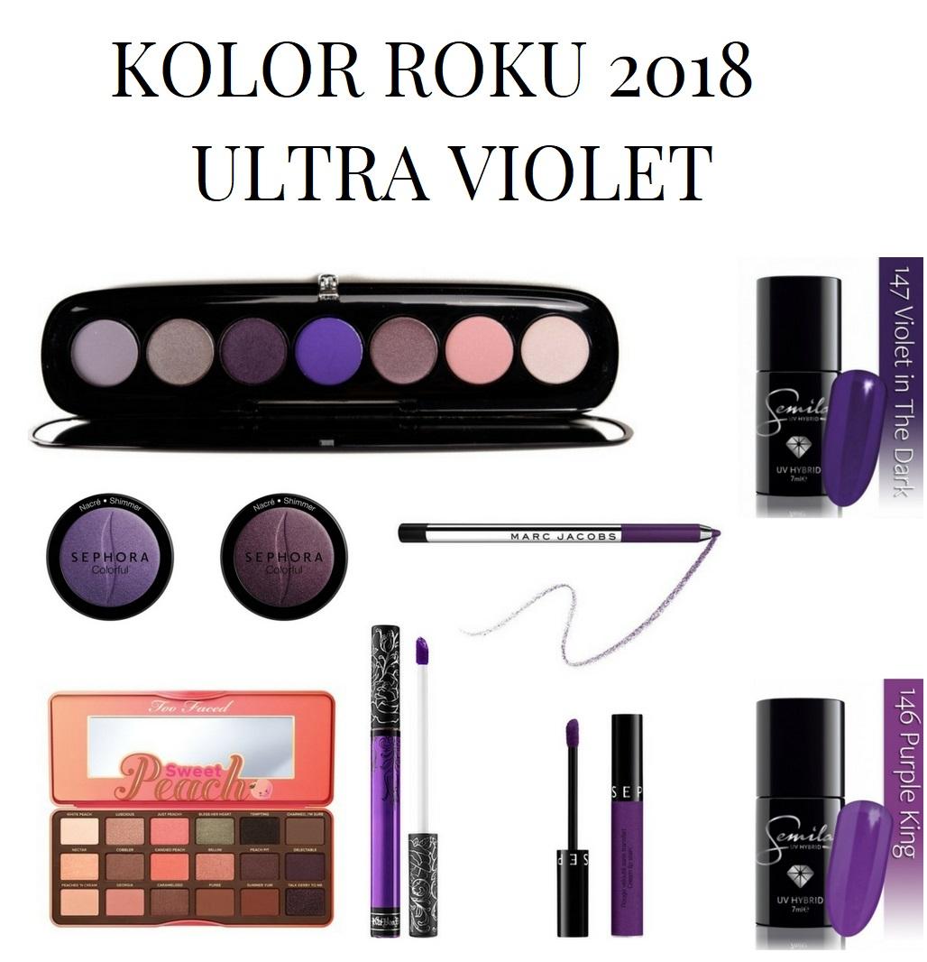 Kolor roku 2018 – Ultra Violet!